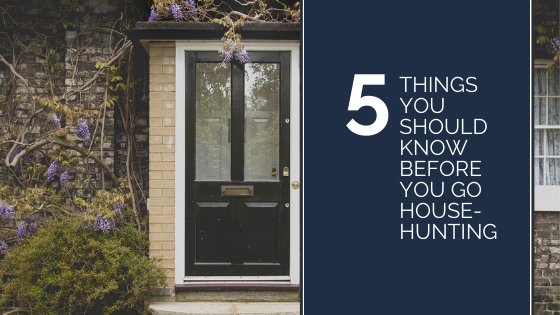 5 Things you Should Know Before You Go